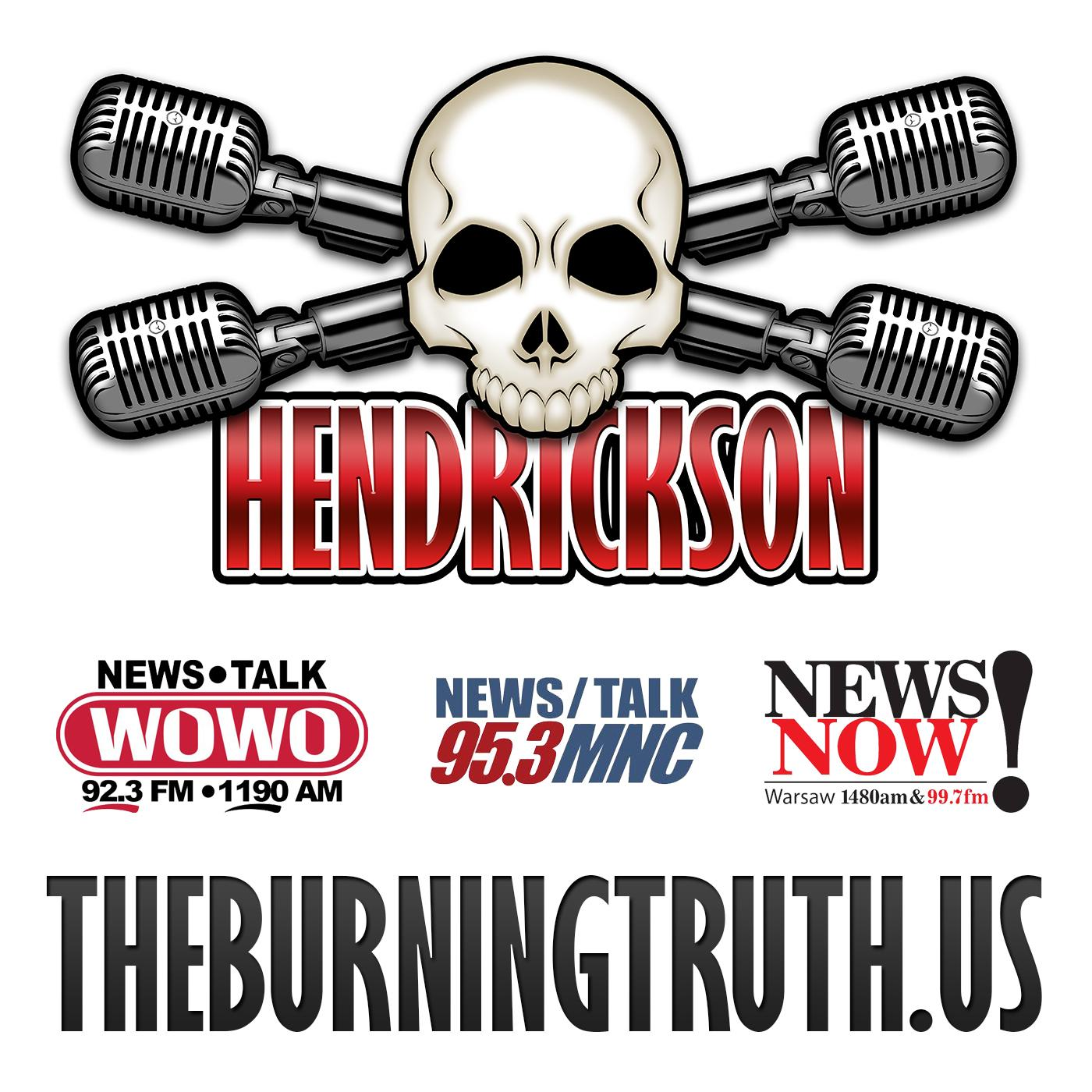 Casey Hendrickson's The Burning Truth