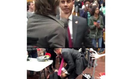 Introducing The Secret Service Choke Meme