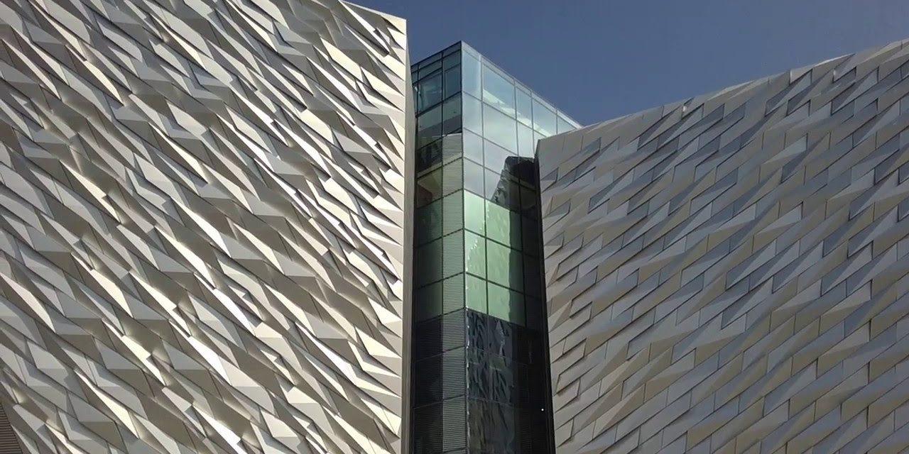 AMERICANS IN IRELAND: DAY 3 – Belfast & Titanic Museum #IrelandMNC