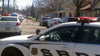 Two children, one adult hit by car in South Bend on Friday  – 95.3 MNC News