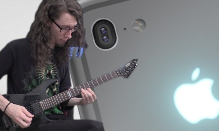 Default Ringtones Turned Into Awesome Heavy Metal Music