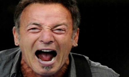Hypocrite Bruce Springsteen Hates Michigan, And Children … Mostly Hates Children