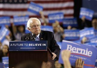 Bernie Sanders wins Indiana presidential primary  – 95.3 MNC News
