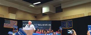 Bernie Sanders calls for Hoosier voters to push for change during Indiana primary on May 3  – 95.3 MNC News