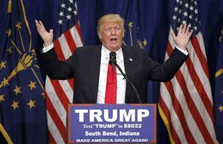 Donald Trump leaning to politician for No. 2 on ticket  – 95.3 MNC News