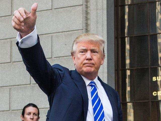 Donald Trump Wins Legal Battle in University Case – Breitbart