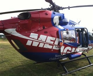 Adult, three juveniles hospitalized after hit-and-run crash in Marshall County  – 95.3 MNC News