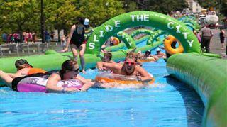 Slide the City South Bend tickets on sale now  – 95.3 MNC News