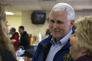 Indiana Governor Mike Pence says he'll support Donald Trump  – 95.3 MNC News