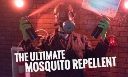 Watch:  How To Make Homemade Mosquito Repellent That Works