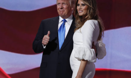 Part of Melania Trump's speech extremely similar to Michelle Obama speech  – 95.3 MNC News