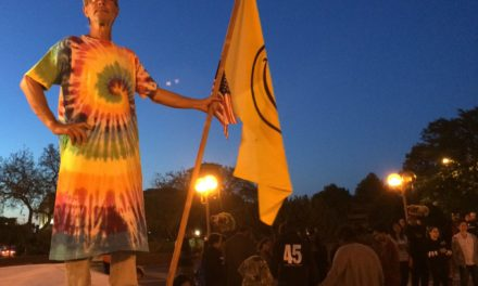 No arrests made during South Bend peace rally, march through downtown  – 95.3 MNC News