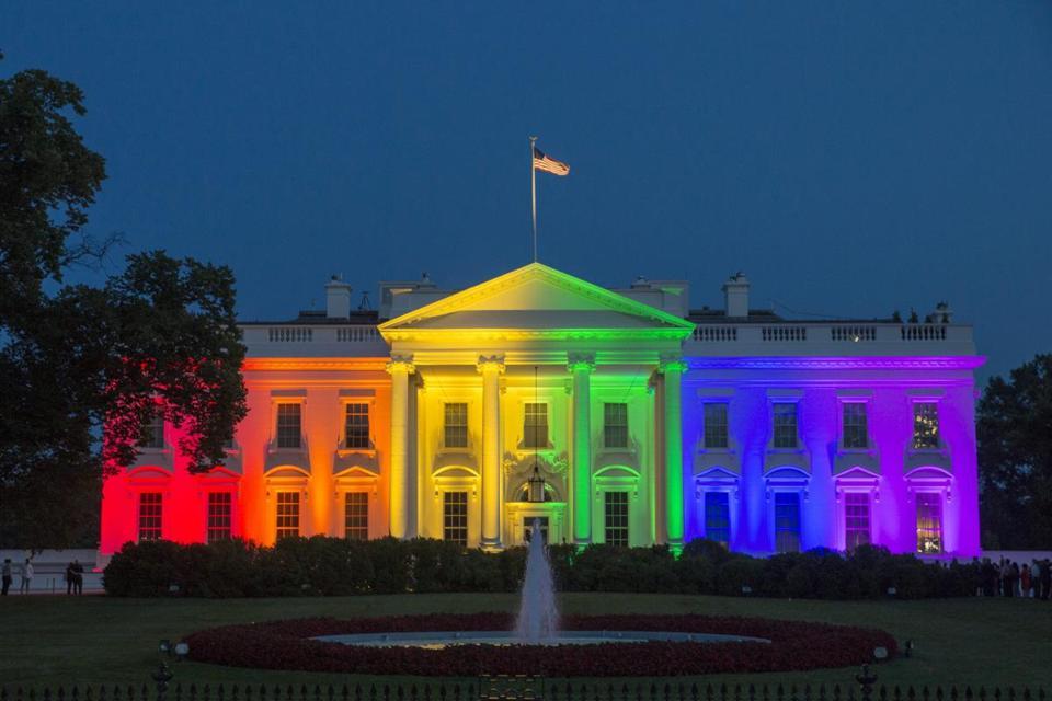 white house lgbt