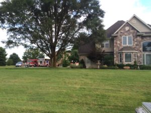 Car left running in garage may have killed Berrien Springs woman, dog  – 95.3 MNC News