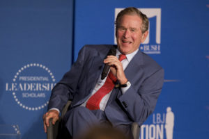 George W. Bush to hold Elkhart fundraiser for Todd Young  – 95.3 MNC News