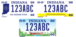 Hoosiers invited to vote on new license plate design  – 95.3 MNC News