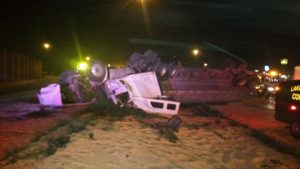 LaPorte man driving semi killed in chain-reaction crash near Hammond  – 95.3 MNC News