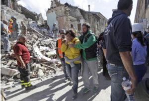 Magnitude 6.2 quake rattles Rome, central Italy  – 95.3 MNC News