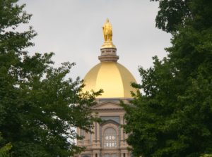 Notre Dame plans dedication for new center in Ireland  – 95.3 MNC News
