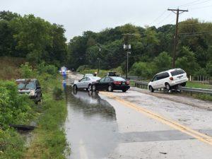 South Bend, Mishawaka area roads closed by flooding  – 95.3 MNC News