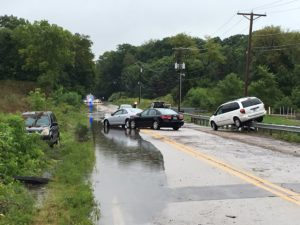 South Bend dealing with flooding 2 days after record storm  – 95.3 MNC News
