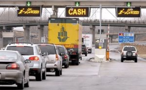 Toll Road lanes reopen after toll plaza fire  – 95.3 MNC News