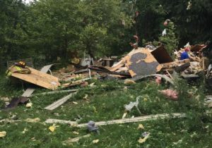 Woman who died in Claypool house explosion identified  – 95.3 MNC News