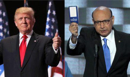Disingenuous, Sanctimonious, Hypocritical Media Attacking Trump Over Khan Feud