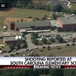 Police respond to reports of possible shooting at South Carolina school