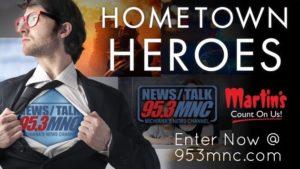 Elkhart Mayor Tim Neese named as this week's Hometown Hero  – 95.3 MNC News