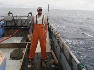 """Jimtown native to be featured on """"Deadliest Catch"""" spin-off  – 95.3 MNC News"""