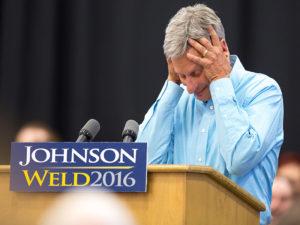 Libertarian Presidential candidate Gary Johnson blanks on Aleppo, Syria  – 95.3 MNC News