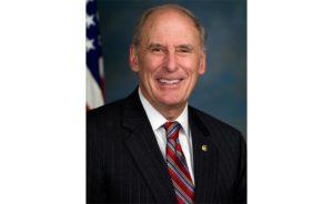 "Retiring U.S. Senator Dan Coats co-sponsors ""No Ransom Payments Act""  – 95.3 MNC News"