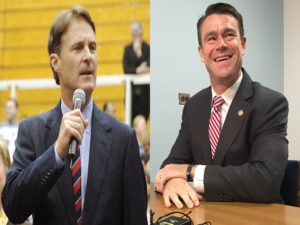 Bitter U.S. Senate campaign takes center stage in Tuesday night's debate  – 95.3 MNC News