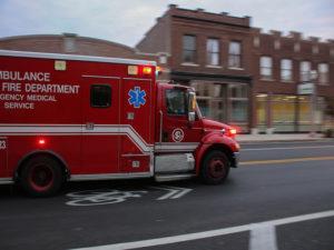 Mishawaka man hospitalized after fire guts mobile home  – 95.3 MNC News