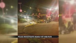 South Bend police looking for car that struck and killed pedestrian  – 95.3 MNC News
