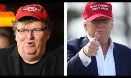"""Michael Moore: """"Trump's Election Will Be The Biggest F**k You Ever Recorded In Human History"""""""