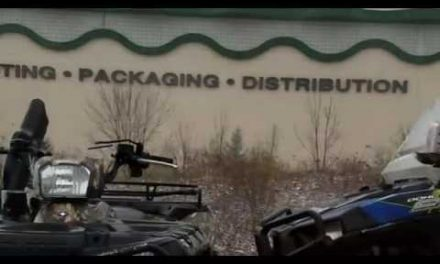 Watch: Just A Deer Driving An ATV In Michigan
