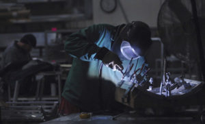 Welding program becomes high in demand in Elkhart County  – 95.3 MNC News