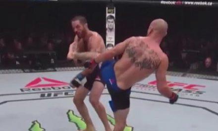 Fight! Donald 'Cowboy' Cerrone Knocks Out Matt Brown At UFC 206