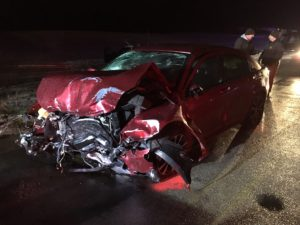 Suspect in fatal Christmas day crash in Syracuse still in hospital  – 95.3 MNC News