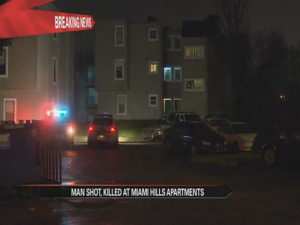 Victim in Miami Hills Apartments shooting identified  – 95.3 MNC News