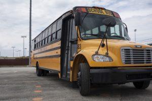 Classes canceled at Flint school after bus hit by gunshot  – 95.3 MNC News