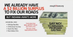 Gas station owners launching campaign against proposed gas tax in Indiana  – 95.3 MNC News