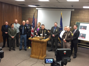 Laporte county announces arrest of two people involved in for Laporte county news
