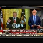 Montage: Media Freakout After Trump Press Conference Proves He's Right