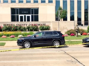 Berrien County courthouse shooter plotted escape before shooting, per documents  – 95.3 MNC News