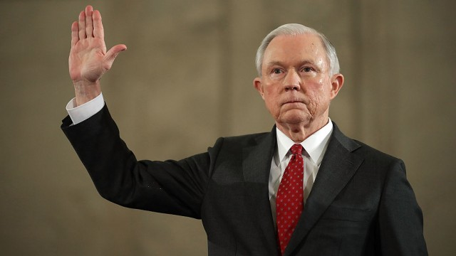 Is Jeff Sessions Meeting With Russians A Scandal?