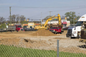 """Work begins on """"state-of-the-art"""" Elkhart gas station  – 95.3 MNC News"""