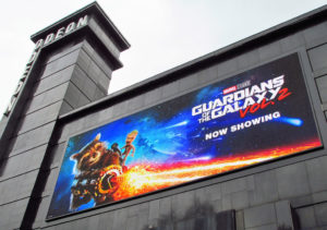 """Plymouth theater boycotts """"Guardians of the Galaxy"""" movie  – 95.3 MNC News"""